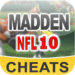 Cheats for Madden NFL 10