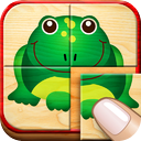 Activity Puzzle (by Happy-Touch games for kids) mobile app icon