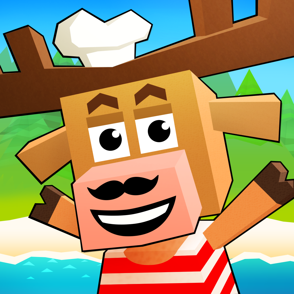 iPhone, iPad: »Castaway Paradise«